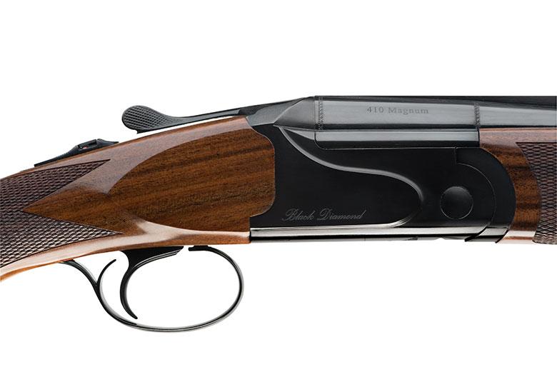 Effebi black diamond sovrapposto caccia e sporting for Costo della costruzione del fucile da caccia