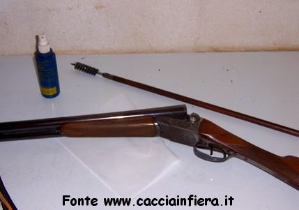 Pulire il fucile da caccia a canna liscia for Costo della costruzione del fucile da caccia
