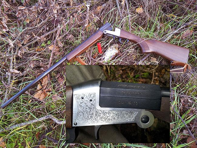 Effebi fucili e carabine da caccia for Costo della costruzione del fucile da caccia